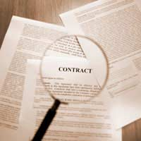 Contractors Contract Contract